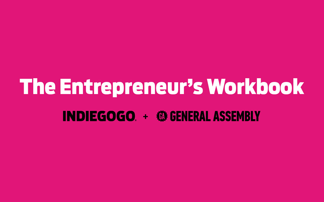 Crowdfunding: The Entrepreneur's Workbook